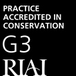 Accredited in Conservation