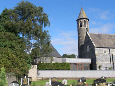 Raphoe Church Extension