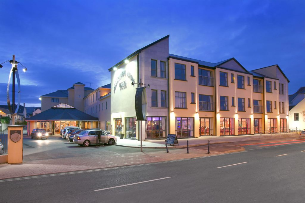 Extension And Renovation To Allingham Arms Hotel