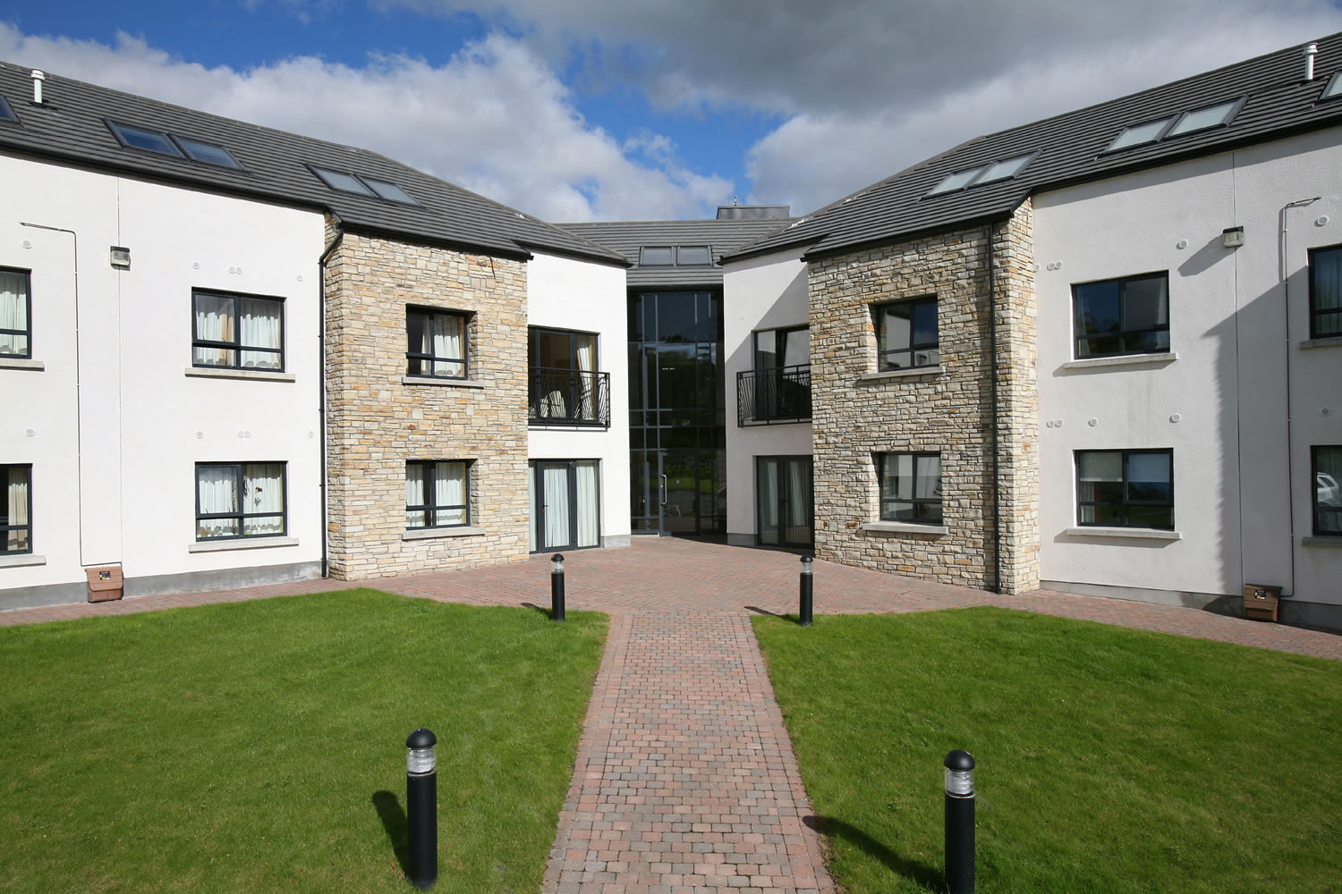 Mill Park Hotel Complex And Leisure Centre Donegal Town Allan Curran Architects