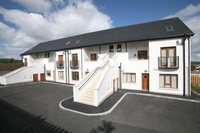 Ran Mor Housing, Letterkenny