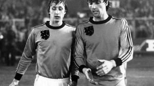 Cruyff and Krol