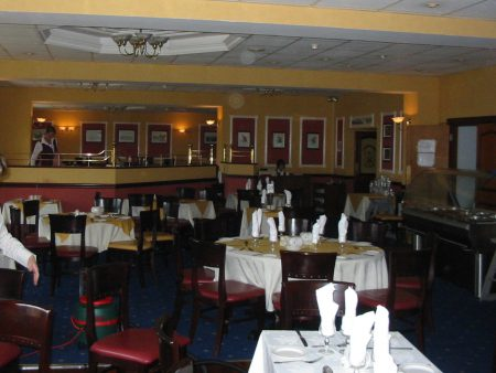Allingham Arms Hotel - Dinning Room