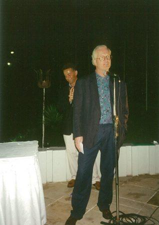 Brian Britton, 1996
