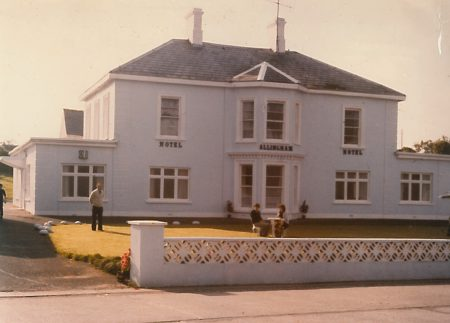 Original Allingham Arms Hotel 1960-1970's