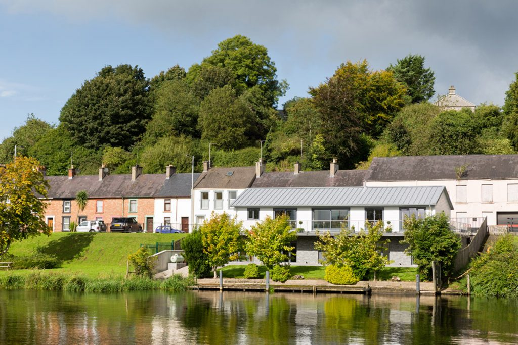 Waterside refurbishment, Co. Fermanagh