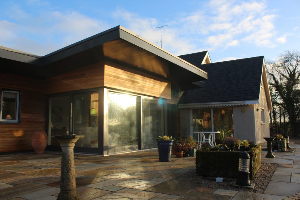 Refurbishment and extension with Garden Room, Co. Fermanagh