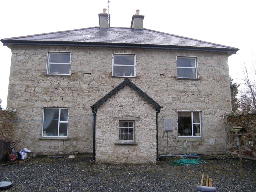 Early 19c Factors House At Ards, Co. Donegal