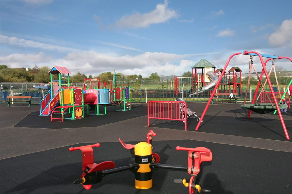 Donegal Town Playground