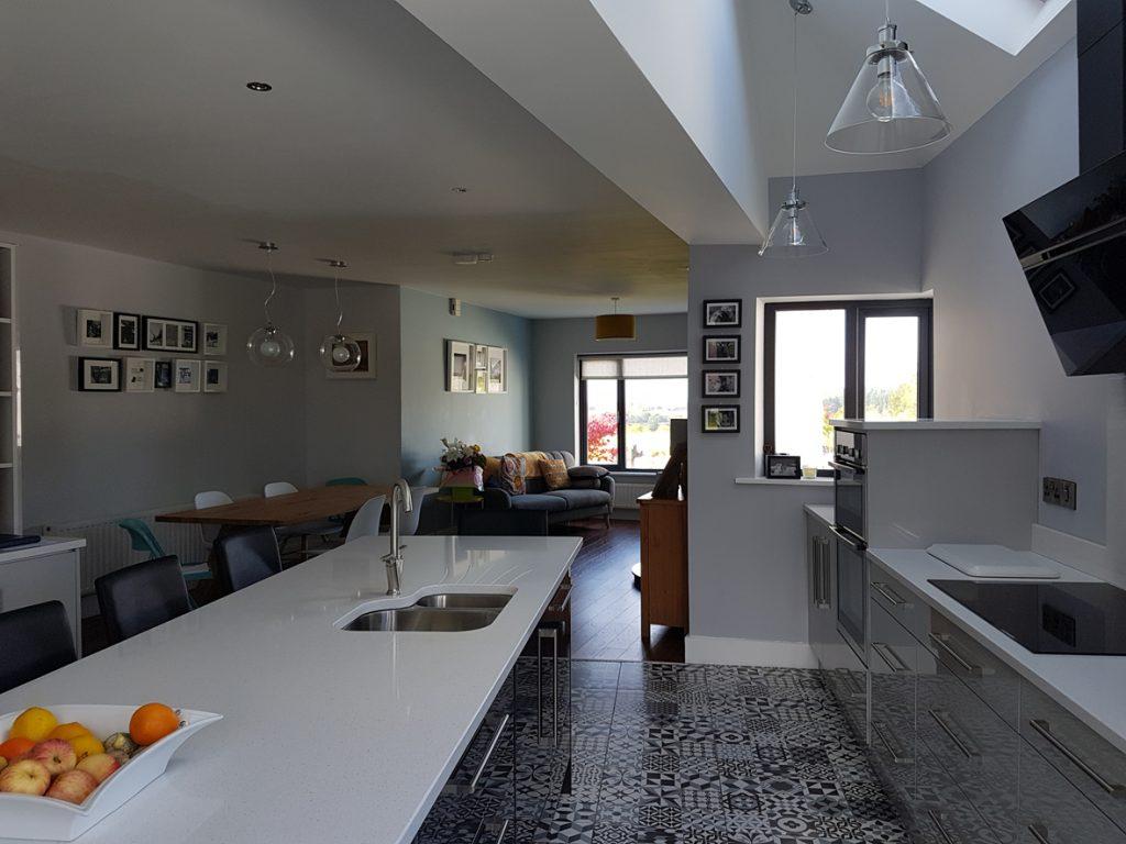 Refurbishment of dwelling in Co. Leitrim